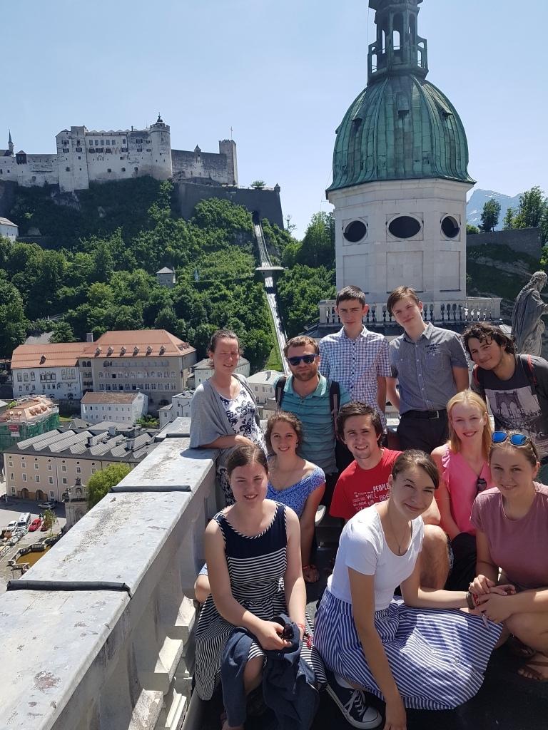 Mládež v Salzburgu