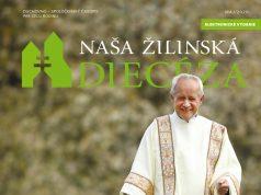 Obálka časopisu Naša Žilinská diecéza