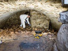 Krypta pod žilinskou katedrálou